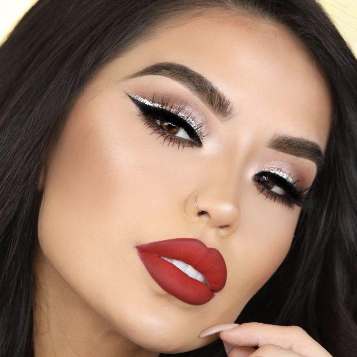 Основы вечернего макияжа