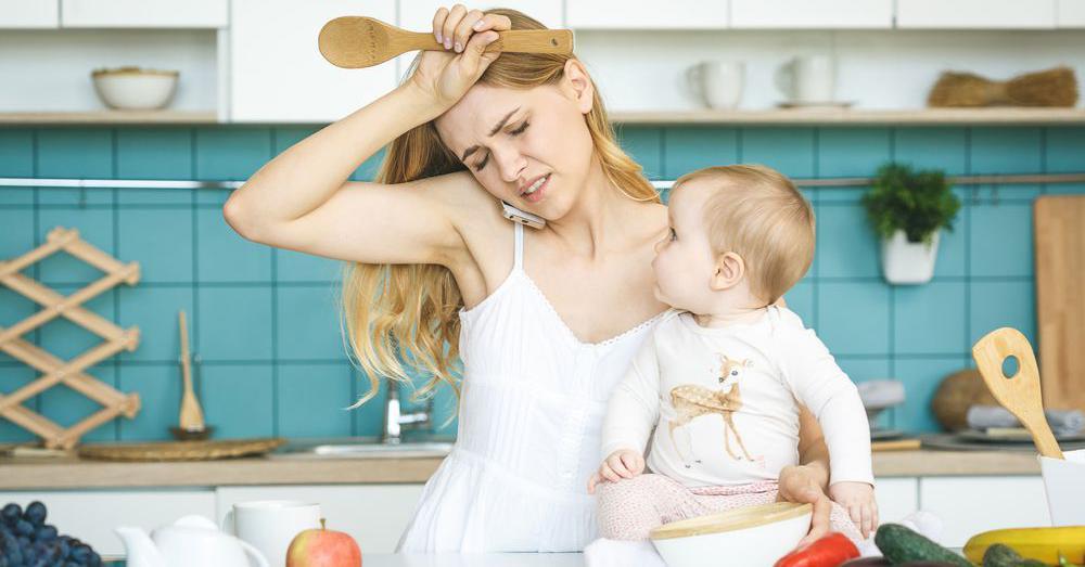 Топ-5 лайфхаков для молодой мамы: как всё успевать с малышом на руках