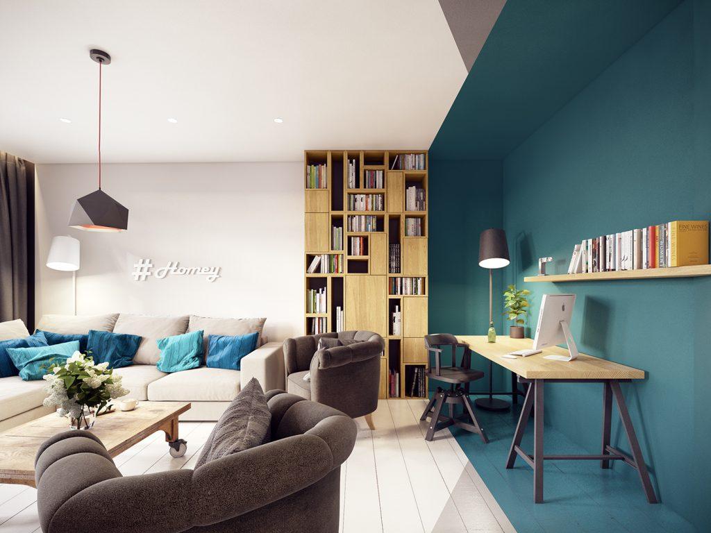 Приемы увеличения пространства в квартире