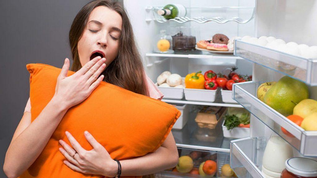 Что можно съесть перед сном без вреда для фигуры