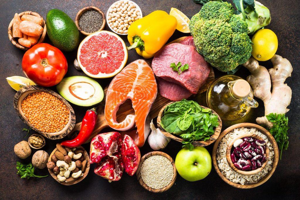 Пять самых полезных продуктов питания