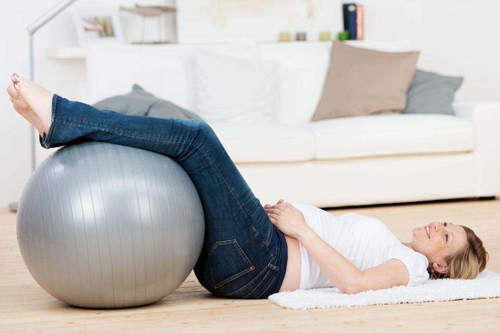 Как сохранить здоровье ног при беременности?