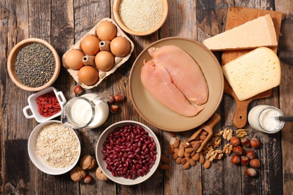 اضرار تناول البروتينات بكثرة