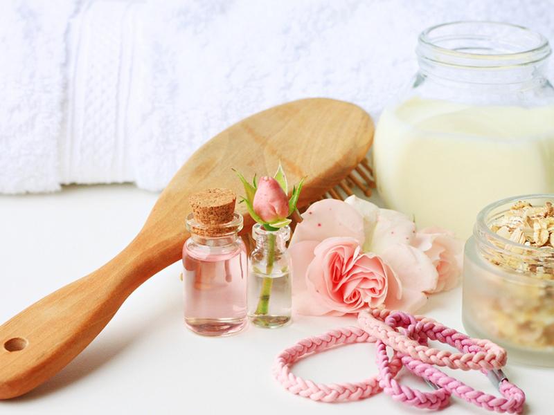 5 простых рецептов для красоты и здоровья волос