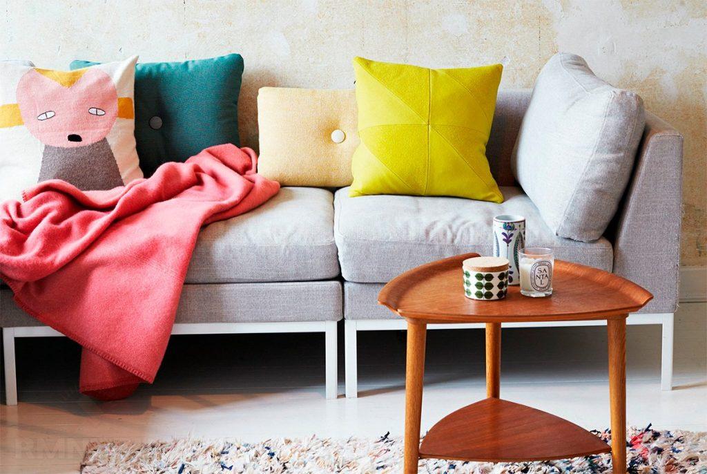 5 простых и доступных весенне-летних акцентов в интерьере, которые поднимут вам настроение