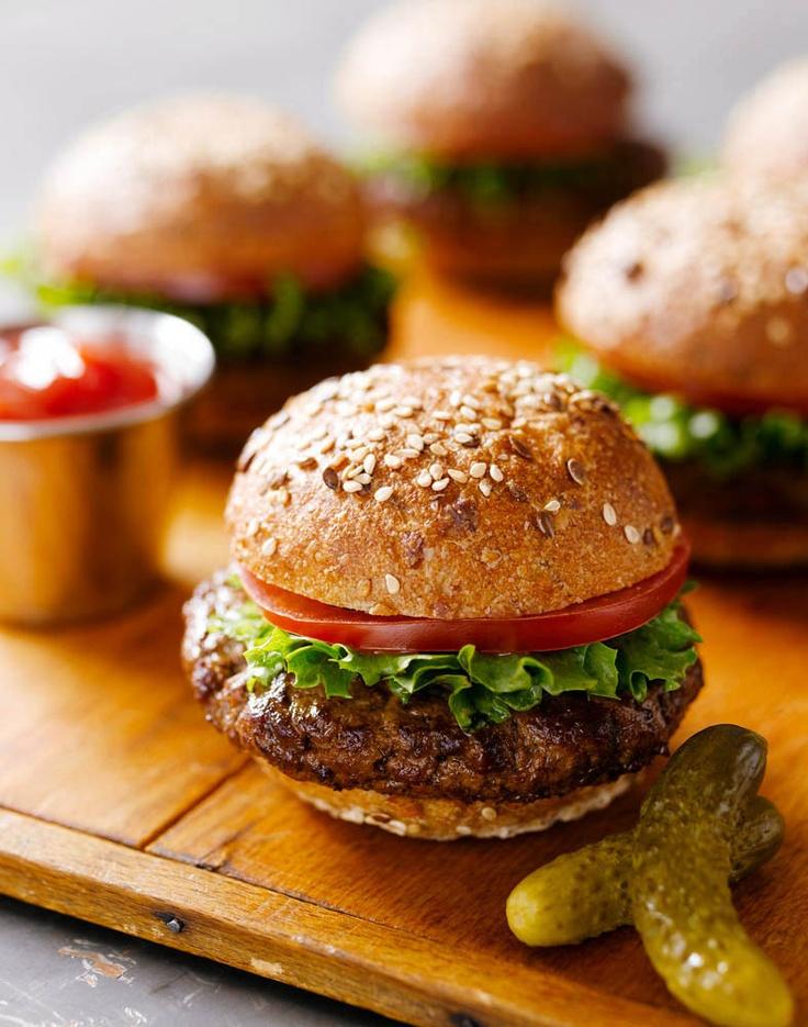 Готовим бургеры дома: все секреты и правила