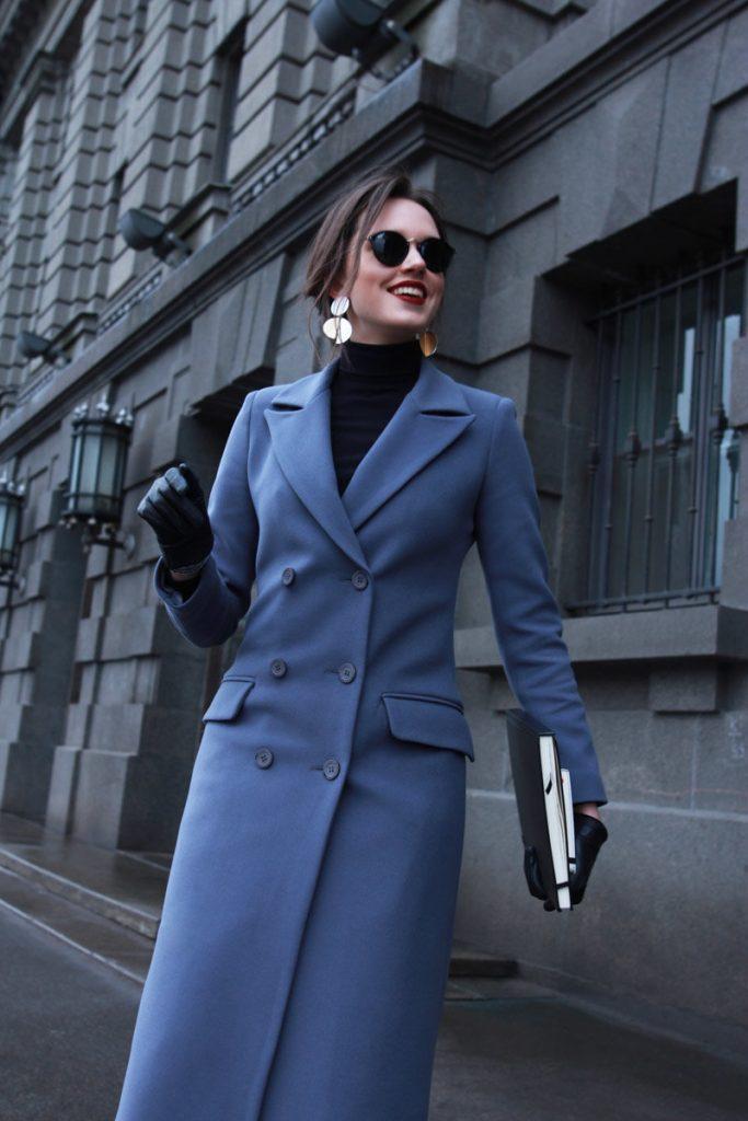 Тренч и пальто-шинель: основные особенности, как правильно носить