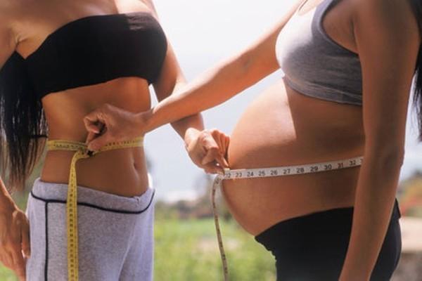 Как привести фигуру в порядок после беременности