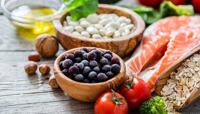 Правильная диета при язве желудка