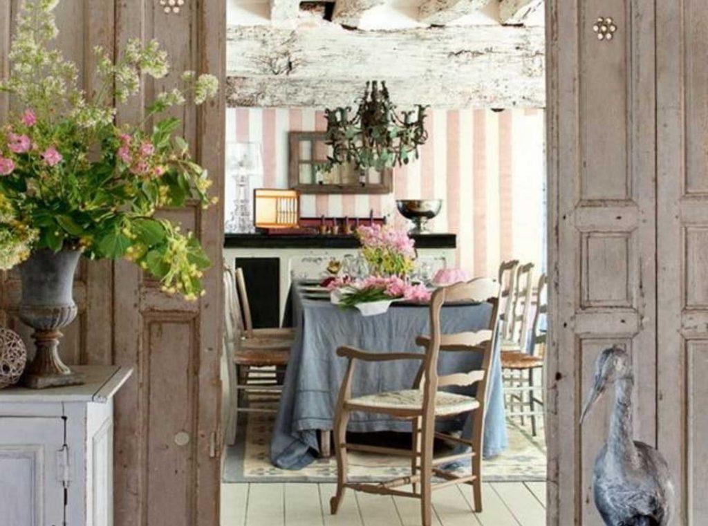 Прованс и кантри: интерьерный декор для уюта