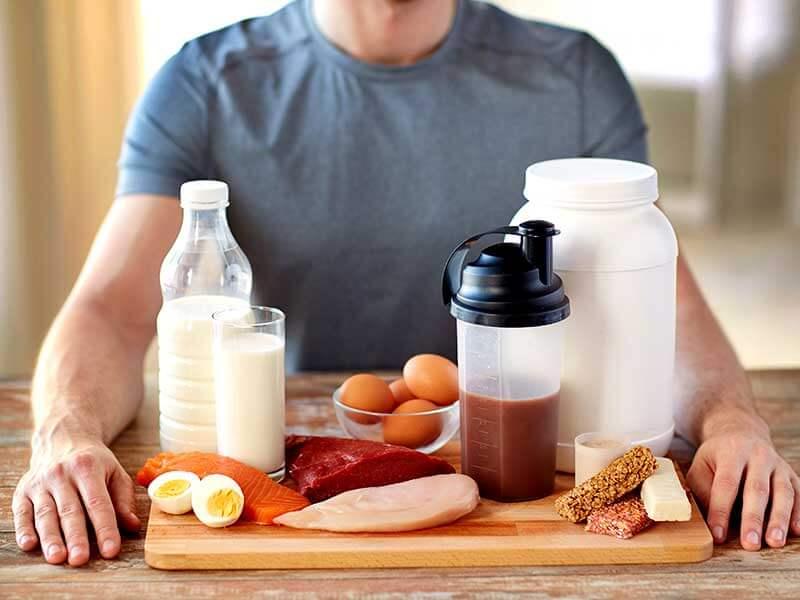 Как быстро набрать вес: диета для худых