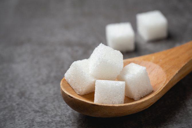 Влияние сахара на кожу