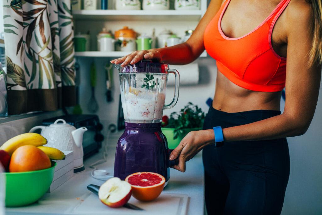 Что важнее: питание или тренировки?