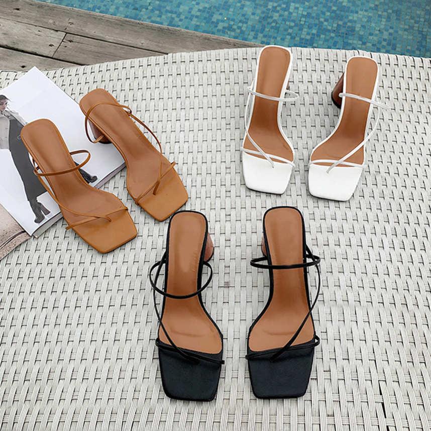 10 стильных деталей в вашем образе - модная летняя обувь 2020