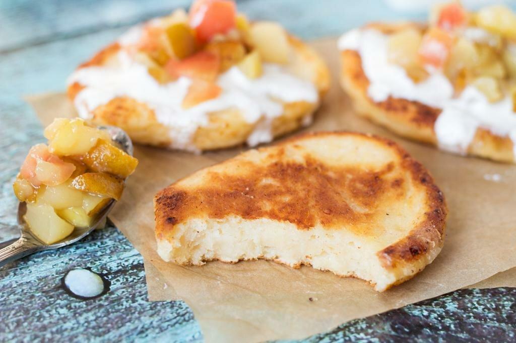 5 рецептов сырников, которые исчезнут со стола за пару минут