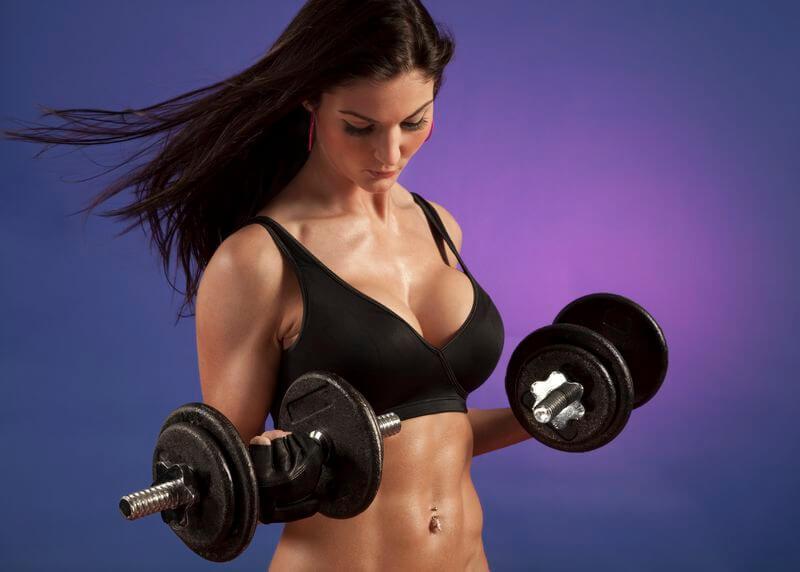 Как накачать большую и красивую грудь