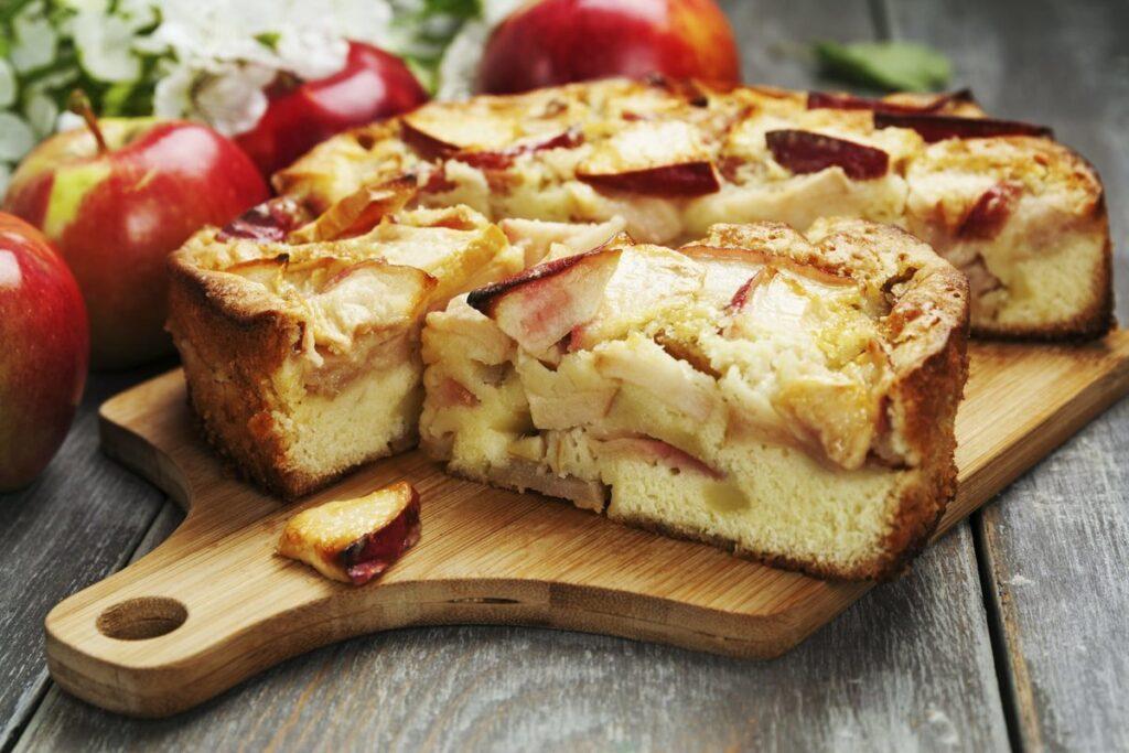 Лучший рецепт яблочного пирога